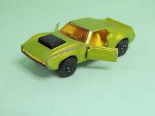 Matchbox Lesney Superfast N°9 Green car AMX Javelin A.M.X
