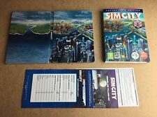 SimCity Collectors Steelbox Edition (WITH 3D LENTICULAR SLEEVE) No game
