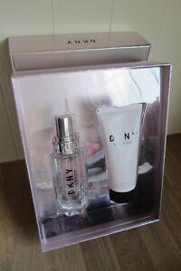 DKNY STORIES Gift Set 50ml Eau De Parfum EDP & 100ml Shower Gel  ~ NEW