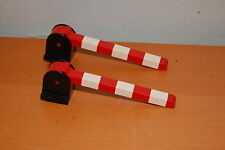 Lot of 2 Lego Duplo Rail War Arms