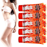 5x 85ml Balo Chilli Burning Fat Weight Loss Body Slim Gel Cream Anti-Cellulite