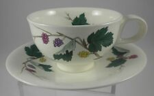 Hall - TOMORROW's CLASSIC - MULBERRY - CUP & SAUCER - Exc! - Eva ZEISEL!