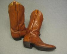 "Vintage Justin Western Cowboy Boots Men's Size 8 1/2D "" Made in Usa """