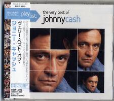 JOHNNY CASH-PLAYLIST: THE VERY BEST OF JOHNNY CASH-JAPAN CD C25
