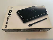 NEW IN BOX SEALED Nintendo DS Lite Handheld Console - Onyx Black SEE PICS