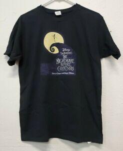 Disneys Nightmare Before Christmas Live Concert Performance Kids T-Shirt Size XL