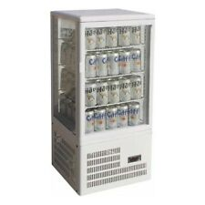 Vetrina refrigerata frigorifero frigo banco bar cm 42x38x93 +2 +10 RS3473