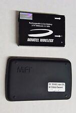 OEM Novatel Wireless Battery MiFi Hotspot 4620LE + Extended Back Cover Door