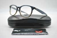 NEW RAY BAN RB 5356 5766 TRANSPARENT GRAY AUTHENTIC EYEGLASSES FRAMES RX 52-19