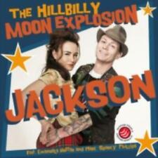 """HILLBILLY MOON EXPLOSION: JACKSON -COLOURED [7"""" vinyl]"""