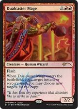 Mage Ambisort Judge Gift PREMIUM / FOIL - Dualcaster Mage - Promo Magic Mtg