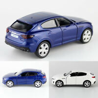 1/36 Scale Maserati Levante GTS SUV Model Car Metal Diecast Toy Vehicle Kid Gift