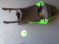 2014 EX 300 Ninja rear tail fairing bodywork plastic seats subframe 14 15 16