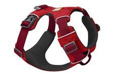 Ruffwear Front Range Dog Harness 30502/607 Red Sumac NEW