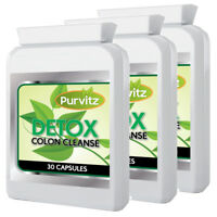 Détox et Nettoyage Du Côlon Très Fort Perte de Poids Régime Minceur Pilules Gras