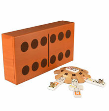 Complete Mexican Train Dominoes Domino Dominos Dominoe Double 12 Set