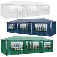 Pavillon 3x9m Partyzelt Gartenzelt Festzelt Zelt Gartenpavillon Bierzelt