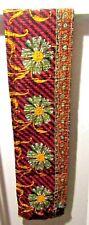Beautiful shawl/ scraf/ wrap HANDMADE SARI BARI  INDIA