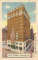 Indianapolis, INDIANA - Hotel Warren - ARCHITECTURE - 1941