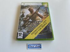 Medal Of Honor Soleil Levant - Promo - Microsoft Xbox - PAL FR - Neuf Blister