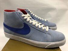 Nike Blazer SB 310801 441 12 Chicago Ice Blue Royal Skateboarding NEW DS