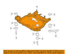 KIA OEM 07-10 Rondo Front Suspension-Engine Cradle 624051D100