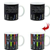 Star Wars Temperature Color Change Magic Ceramic Tea Cup Coffee Mug Gift HOT