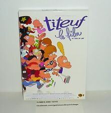 DVD VIDEO TITEUF LE FILM