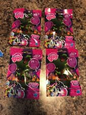 Lot OF 4 UNOPENED MLP My Little Pony Friendship is Magic Wave 17 Blind Bag Mini