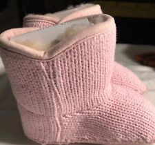Authentic UGG Austrlia Knit Infant Bootie