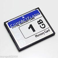 New 1GB CompactFlash CF Card Type I 1024MB Generic, Memory Card new 1GB