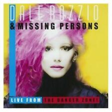 Dale Bozzio & Missing Persons Live From The Danger Zone CD NEW SEALED 2008