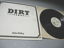JOHN  VALBY  DIRT   GEMBOK  104  SIGNED 1975   EX  NM    EX