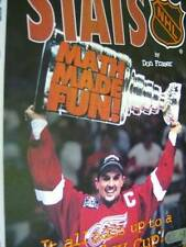 NHL Hockey Stats Math Made Fun Stanley Cup Book By Don Fraser, Paperback, 1999