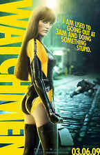 Watchmen - A3 Film Poster - FREE UK P&P