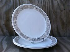 Corelle Dishes Woodland Brown Large Dinner Plates Set Of 4