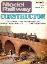 *MODEL RAILWAY CONSTRUCTOR MAGAZINE - OCTOBER 1979 [N2]