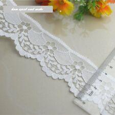 Dekoband Spitze Flowers ❤ auch in weiß ❤ Hochzeit Taufe Vintage Borte Pastell