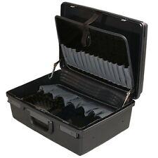 "albu Cases&Bags Werkzeugkoffer ""THETA - 35"" schwarz, ca. 50x39x21cm, leer, 61330"