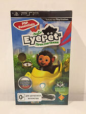 EyePet Adventures Game with PSP Camera Bundle Sony PSP BRAND NEW FACTORY SEALED