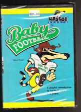 4 LOT BABY SOCCER GOLF BASKETBALL FOOTBALL DVDS NTSC SEALED TINY TOT SPORTS 0-6