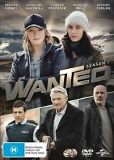 Wanted : Season 2 (DVD, 2017, 2-Disc Set)