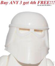 ☀️NEW Lego Hood White Snowtrooper SW Starwars Helm Helmet Face Mask