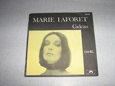 MARIE LAFORET 45 TOURS BELGIQUE CADEAU ELTON JOHN