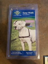 Petsafe EASY WALK Harness Size Medium/Large Black/Silver/