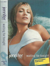 JENNIFER LOPEZ  WAITING FOR TONIGHT INC. METRO REMIX CASSETTE  single J-LO