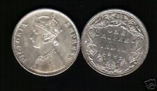 INDIA 1 RUPEE KM492 1901 *SILVER* x 10 Pcs Lot DEAL QUEEN VICTORIA MONEY COIN