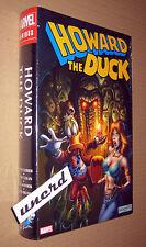 Marvel Omnibus: Howard the Duck HC - Gene Colan, John Buscema, OHC, Neu + OVP