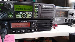 Motorola XPR 4550 UHF Analog/DMR mobile/base radio 444MHz