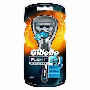 Gillette Fusion ProShield Flexball Chill Razor
